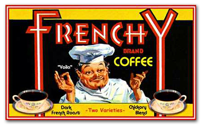 Frenchy Brand Coffee