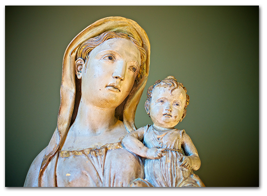 Madonna and Child 1