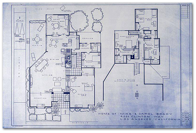 Brady Bunch House Floor Plan: The Implausible Architecture Of Mike Brady